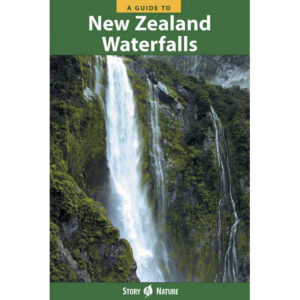 A Guide to New Zealand Waterfalls book cover