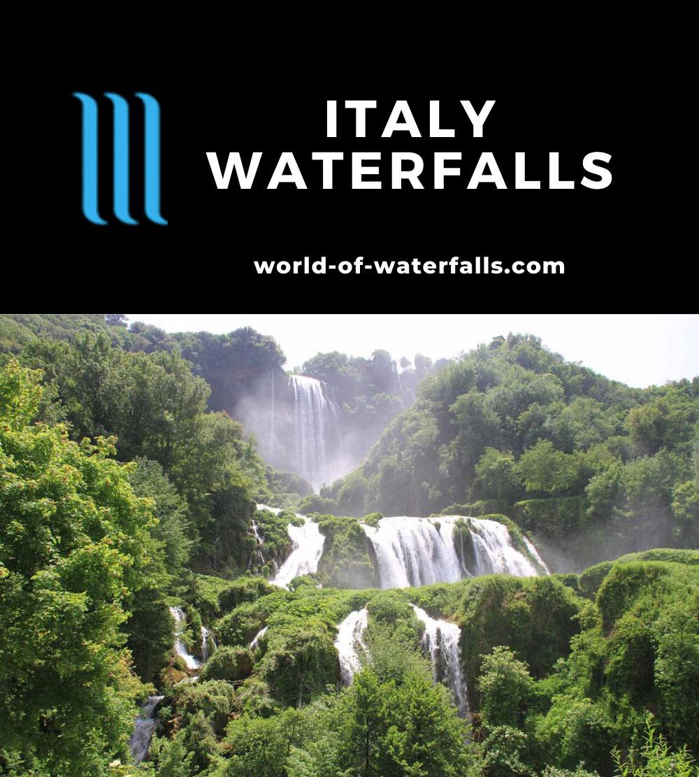Italy Waterfalls