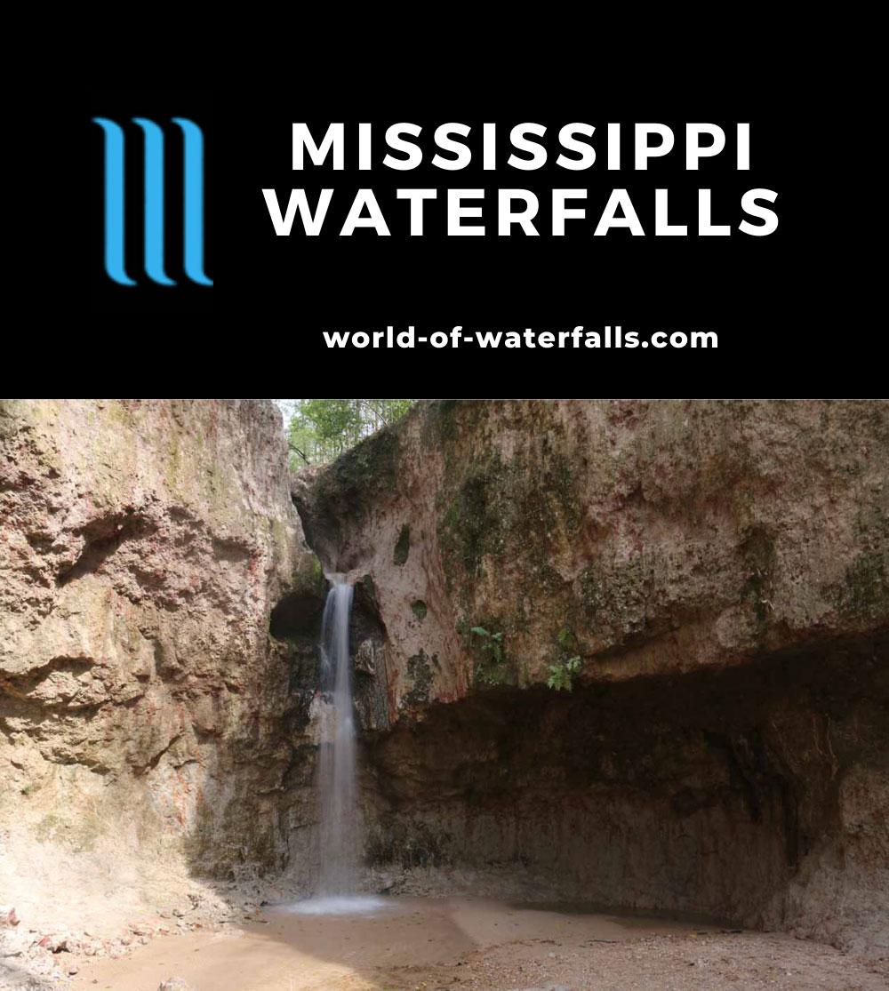 Mississippi Waterfalls