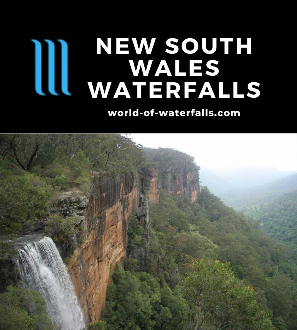 New South Wales Waterfalls