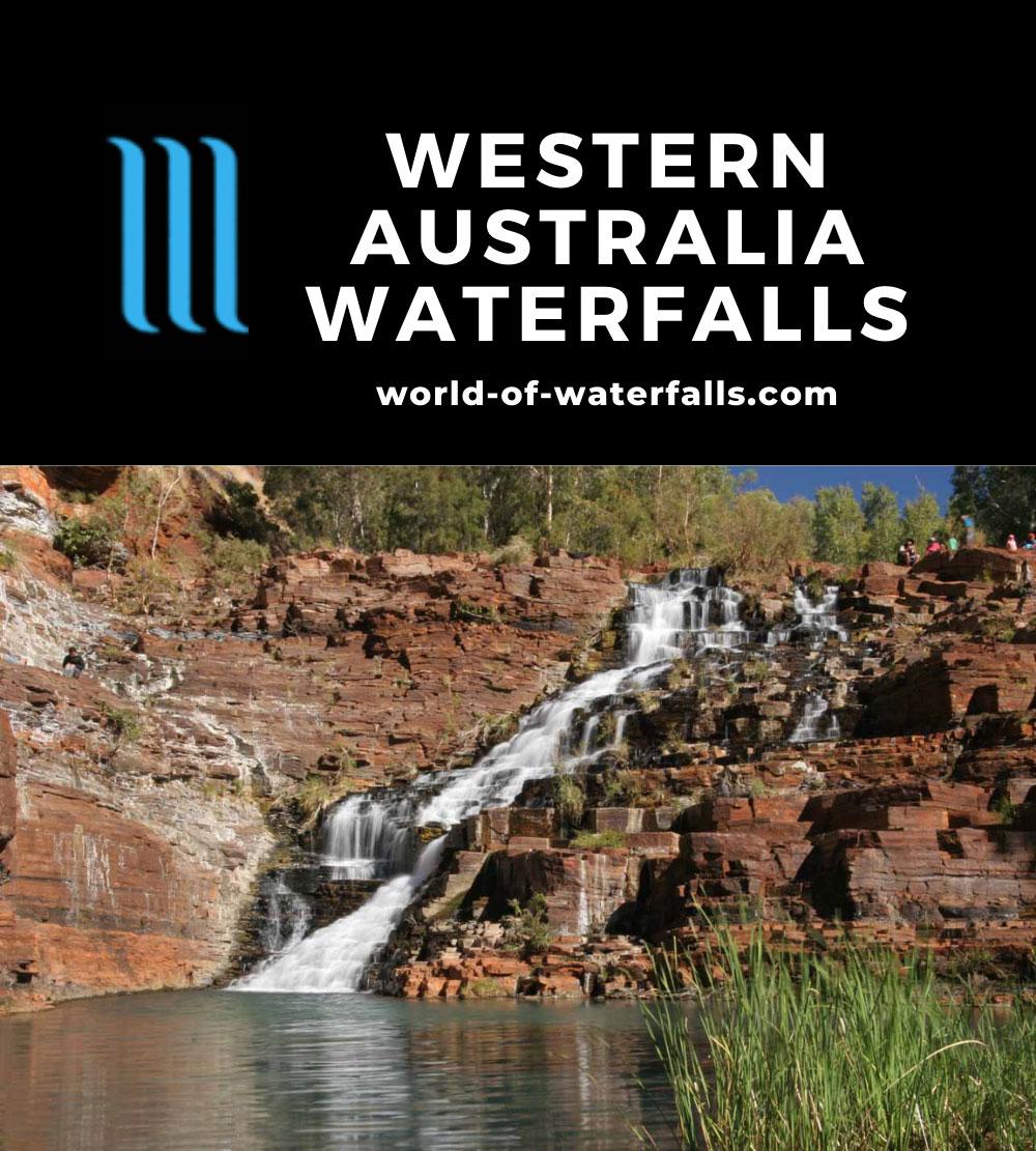 Western Australia Waterfalls