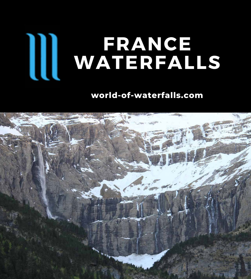 France Waterfalls