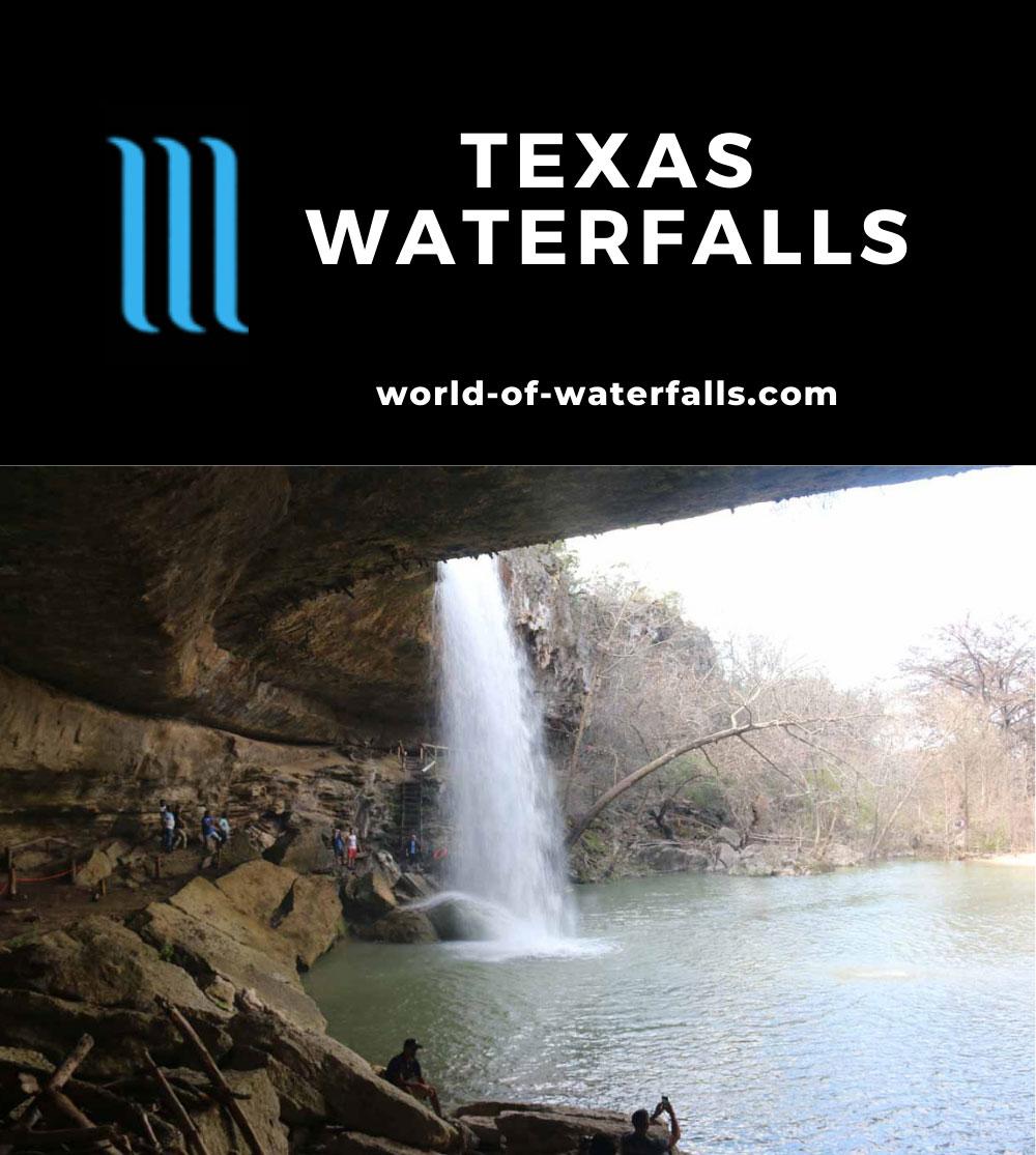 Texas Waterfalls