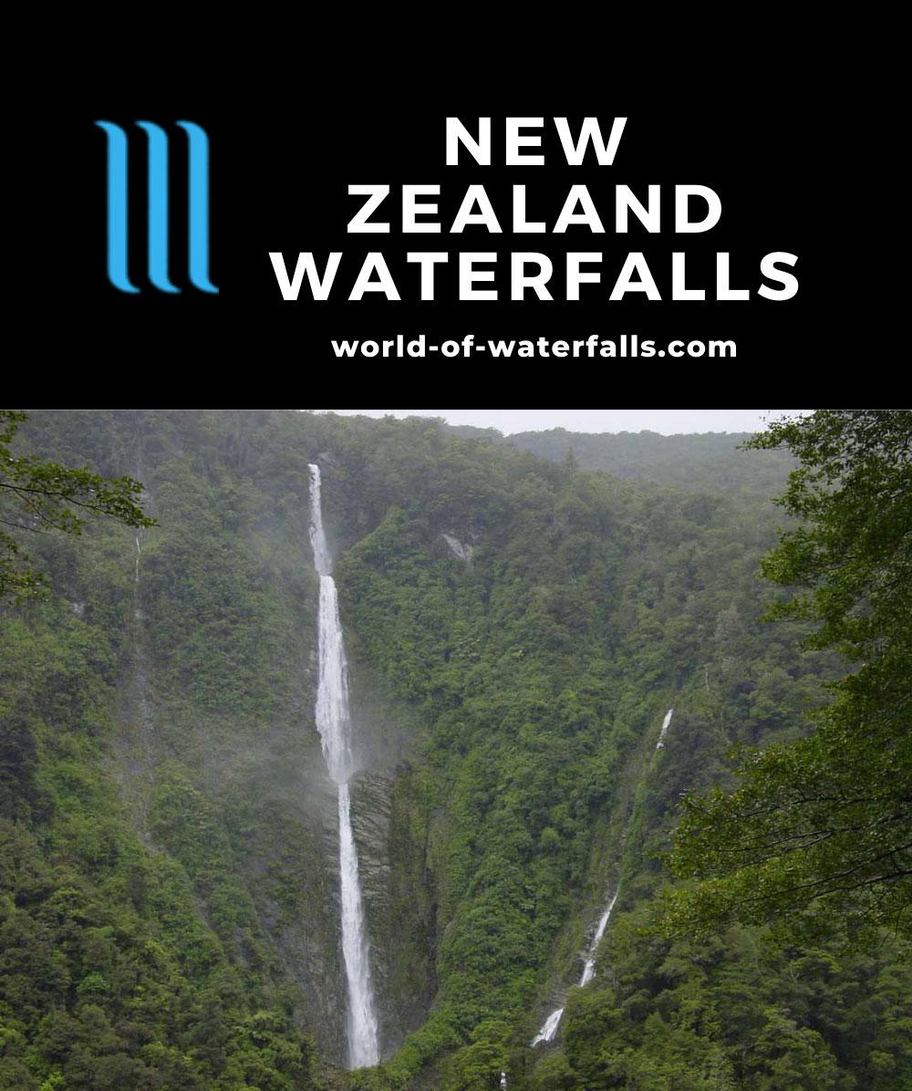 New Zealand Waterfalls