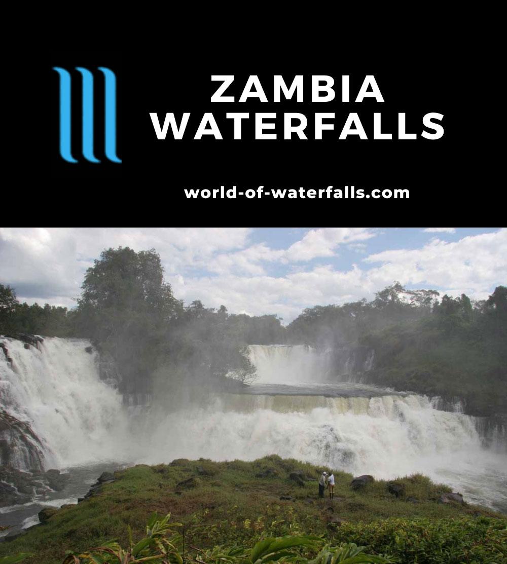 Zambia Waterfalls
