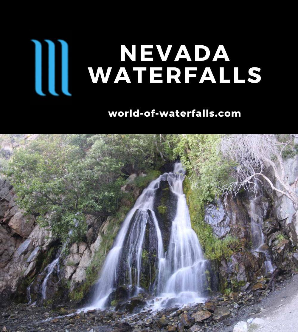 Nevada Waterfalls
