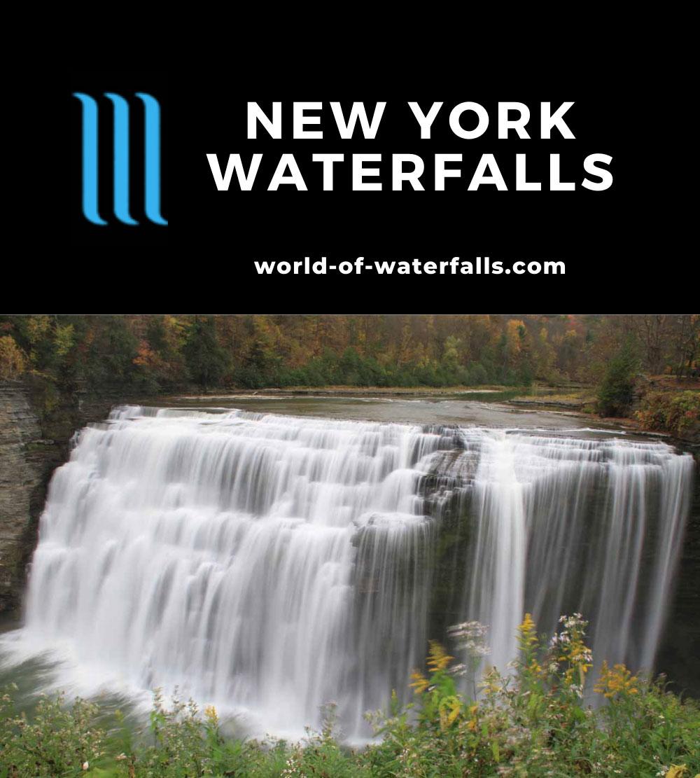 New York Waterfalls