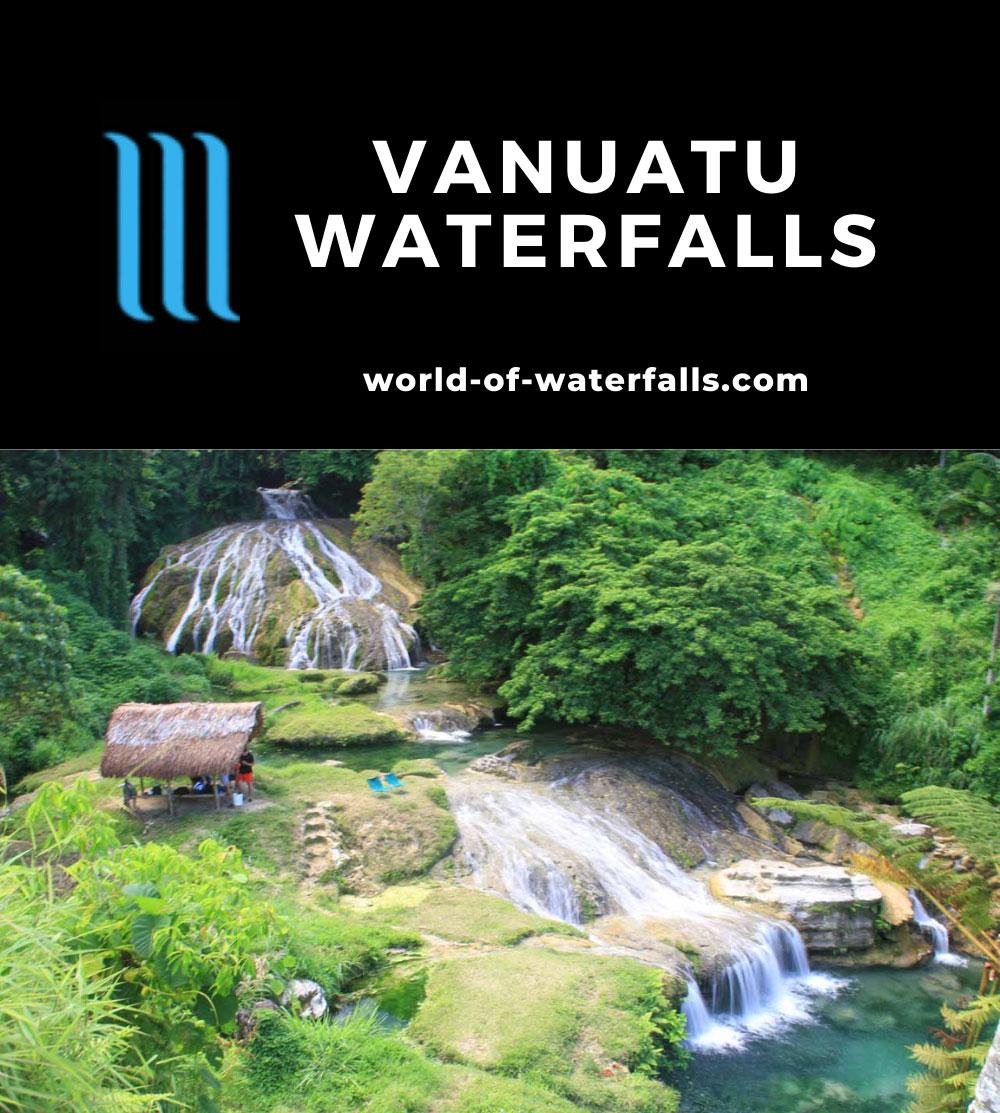 Vanuatu Waterfalls