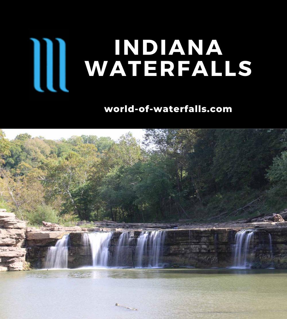 Indiana Waterfalls