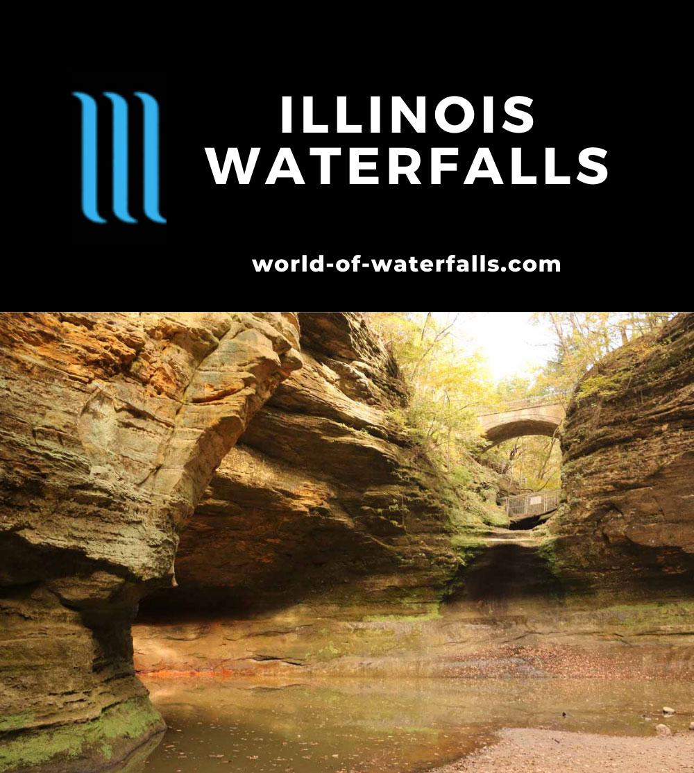 Illinois Waterfalls