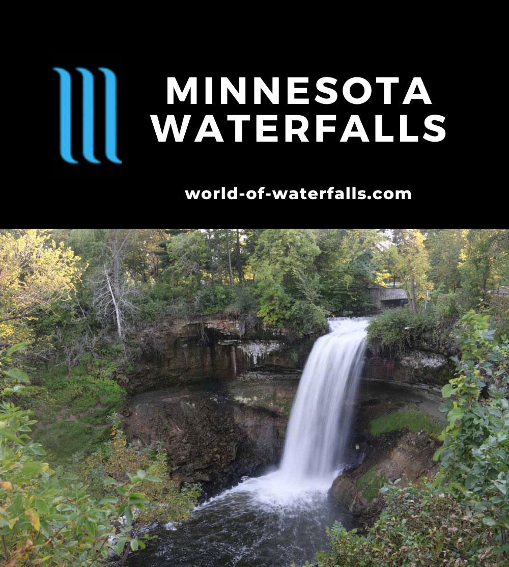 Minnesota Waterfalls