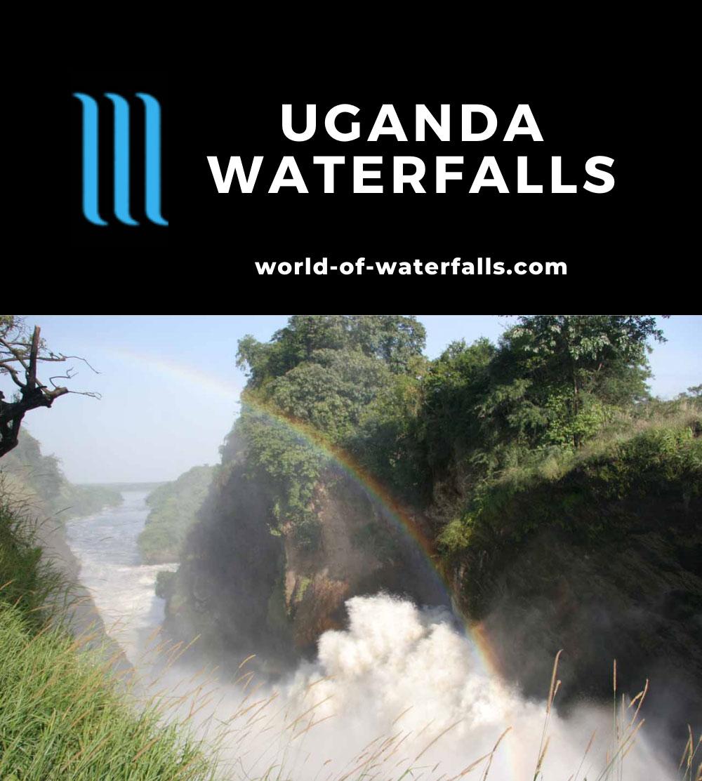 Uganda Waterfalls