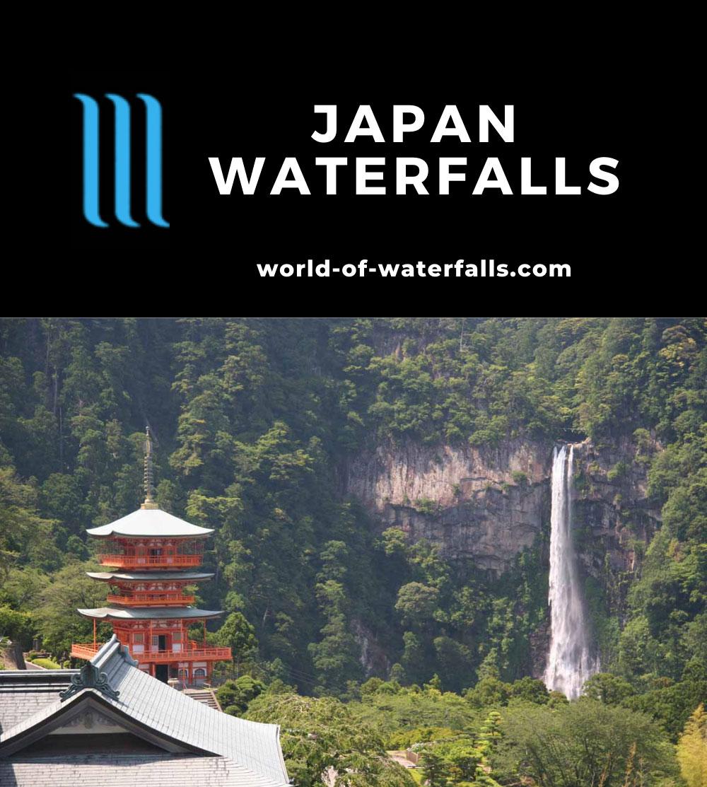 Japan Waterfalls