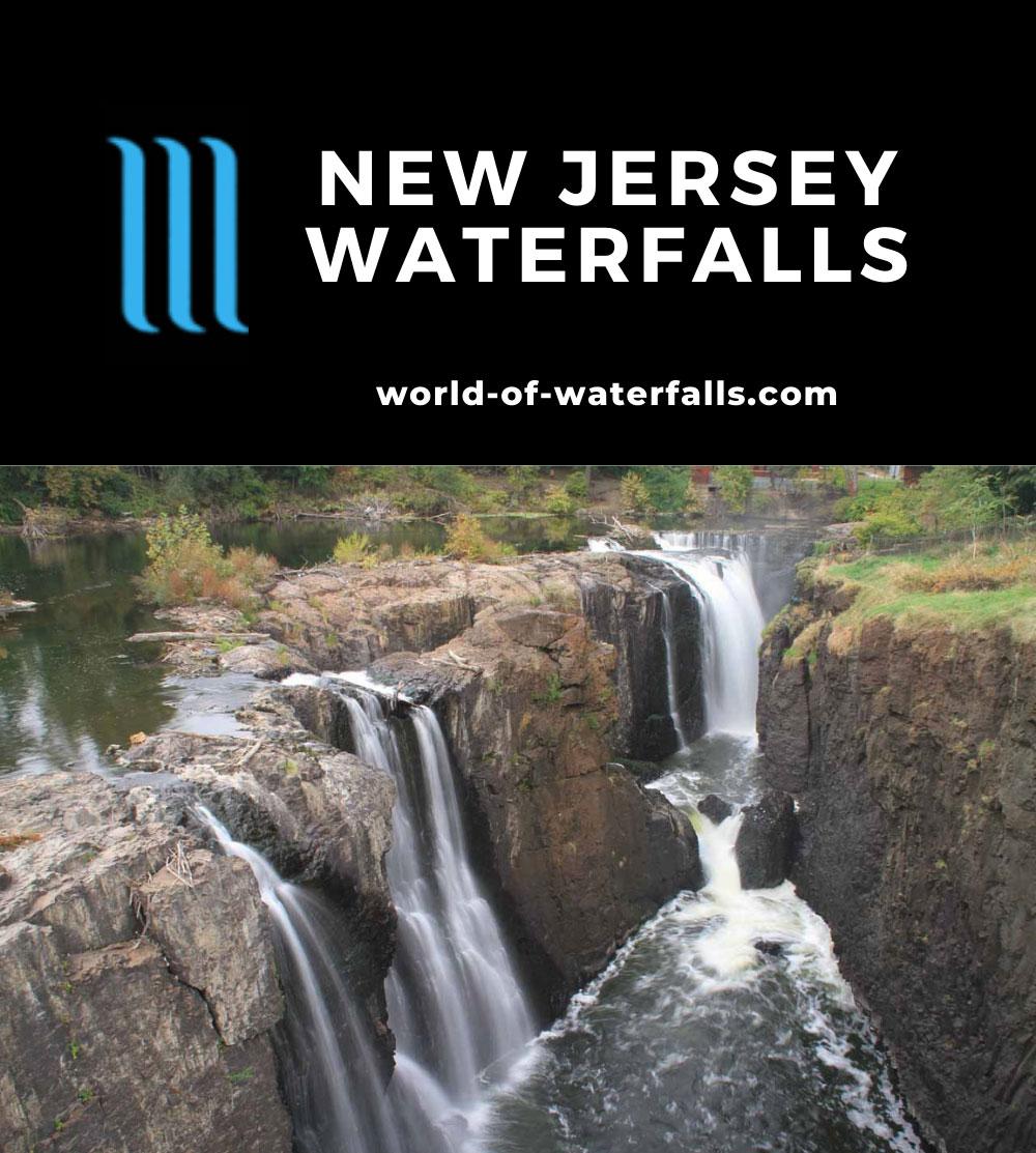 New Jersey Waterfalls