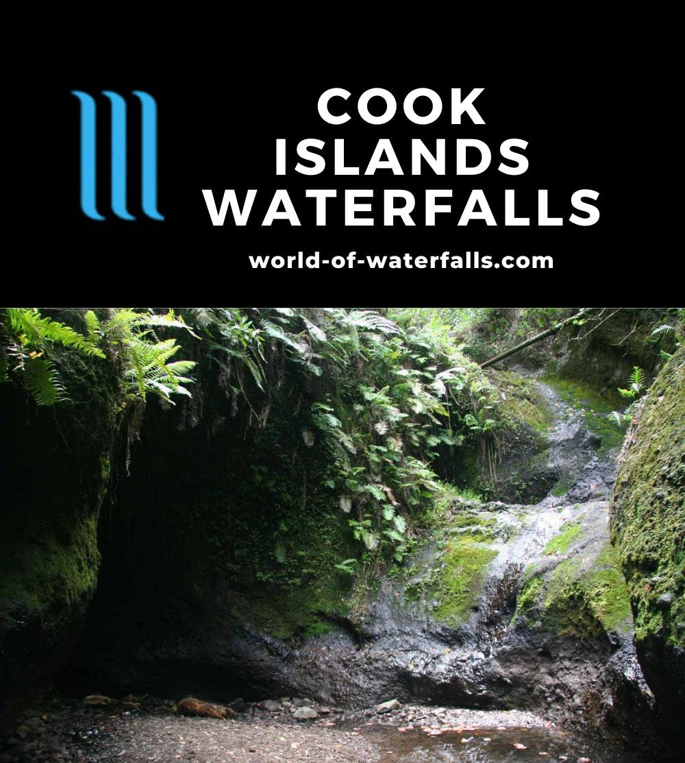 Cook Islands Waterfalls