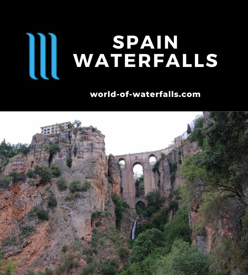 Spain Waterfalls