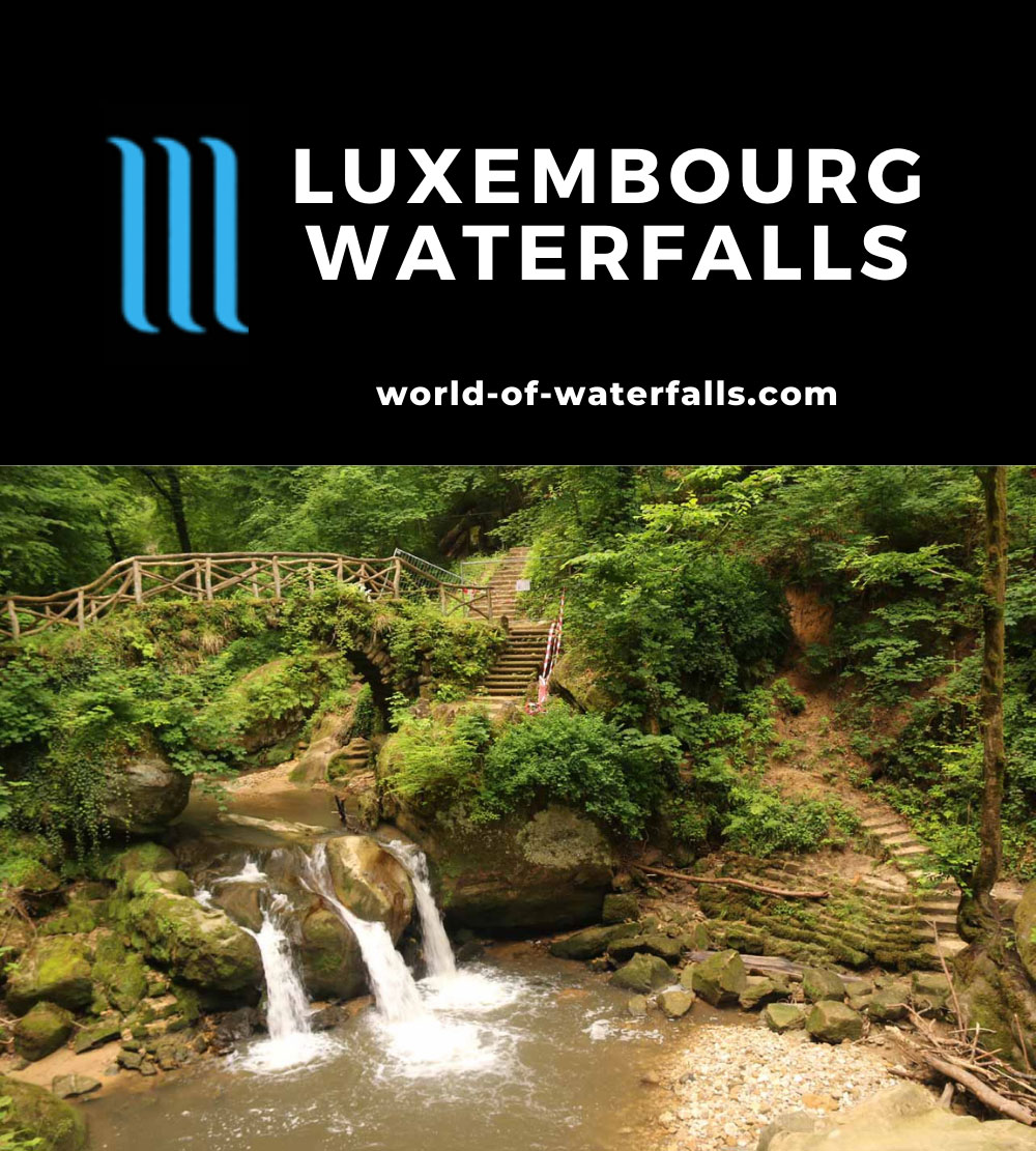 Luxembourg Waterfalls