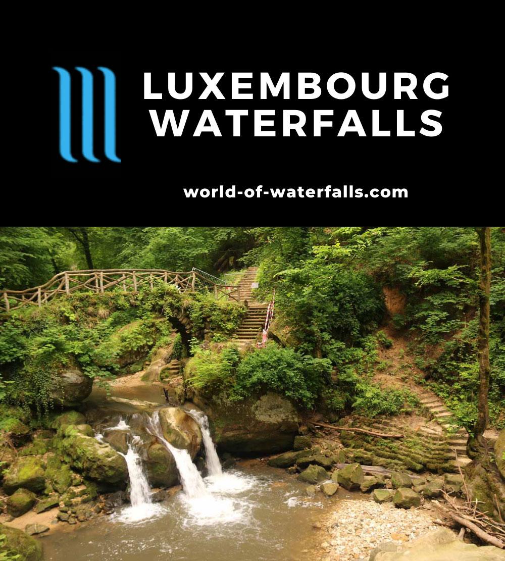 Luxembourg Waterfalls