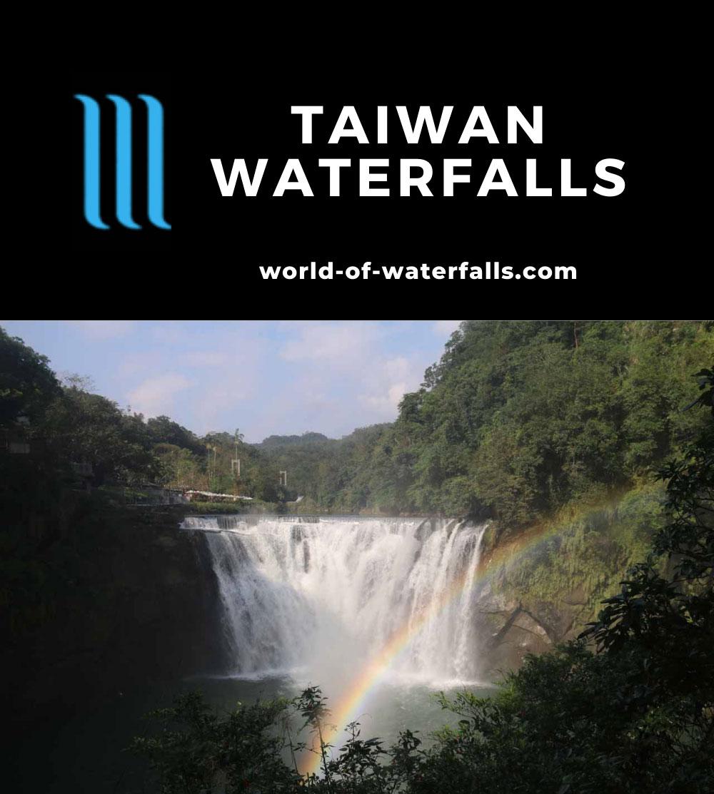 Taiwan Waterfalls
