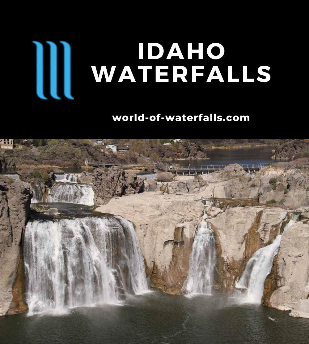 Idaho Waterfalls
