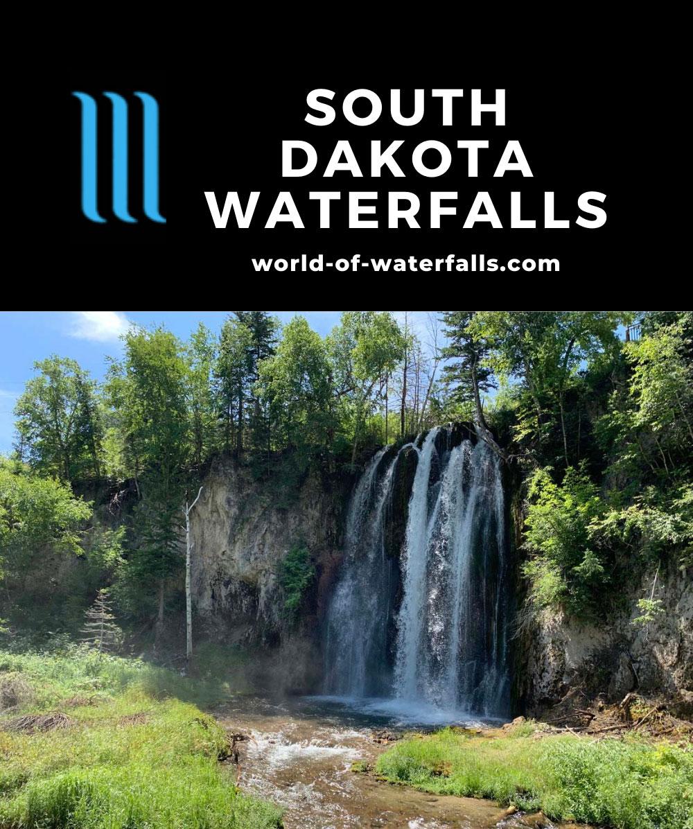 South Dakota Waterfalls