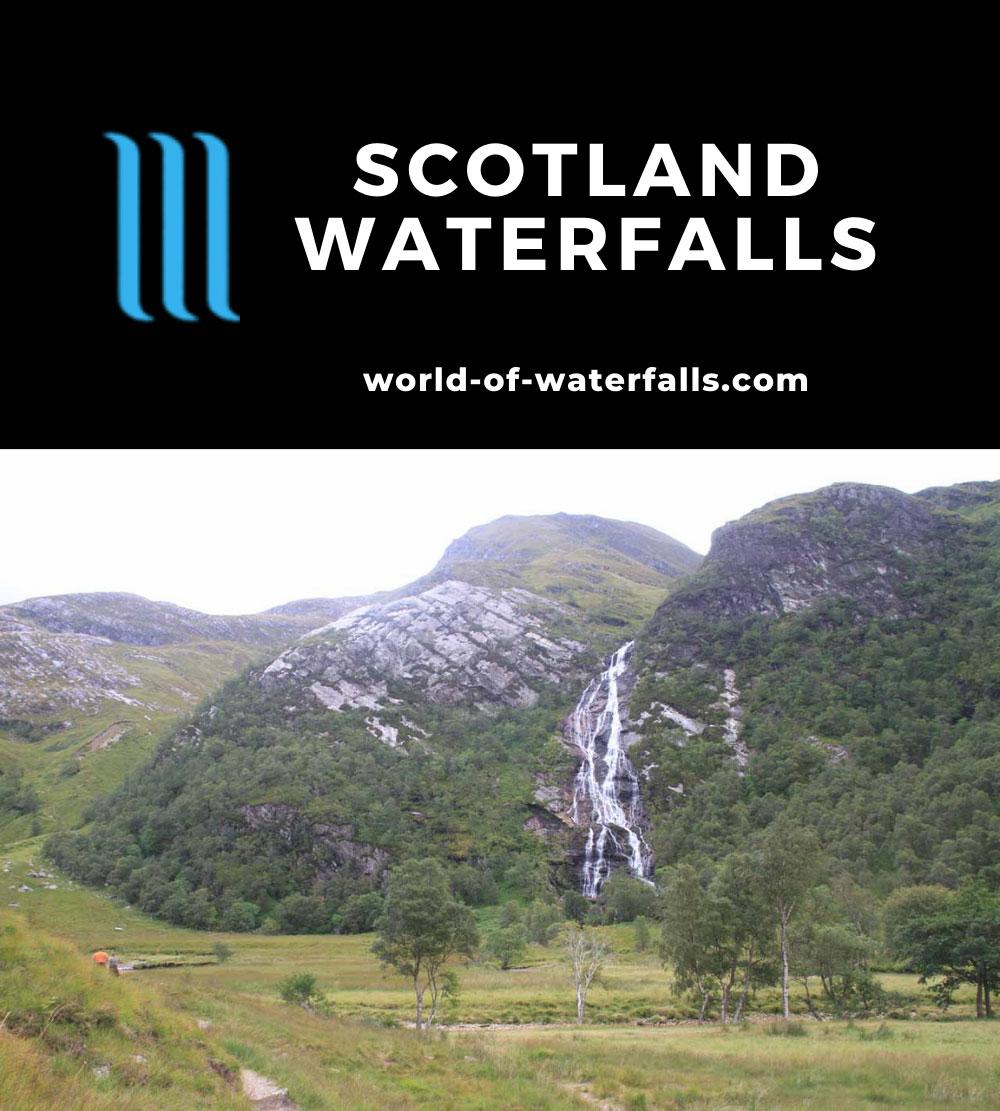 Scotland Waterfalls