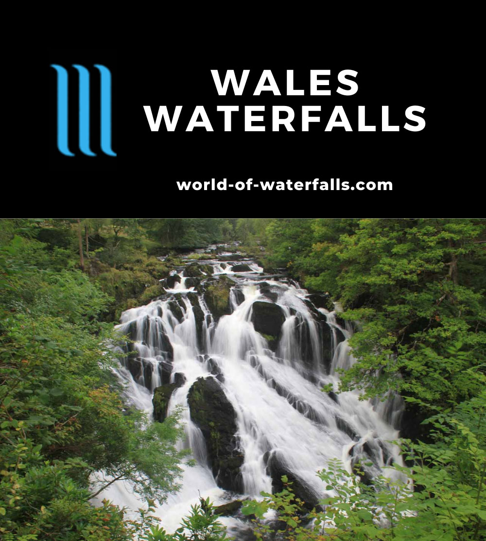 Wales Waterfalls