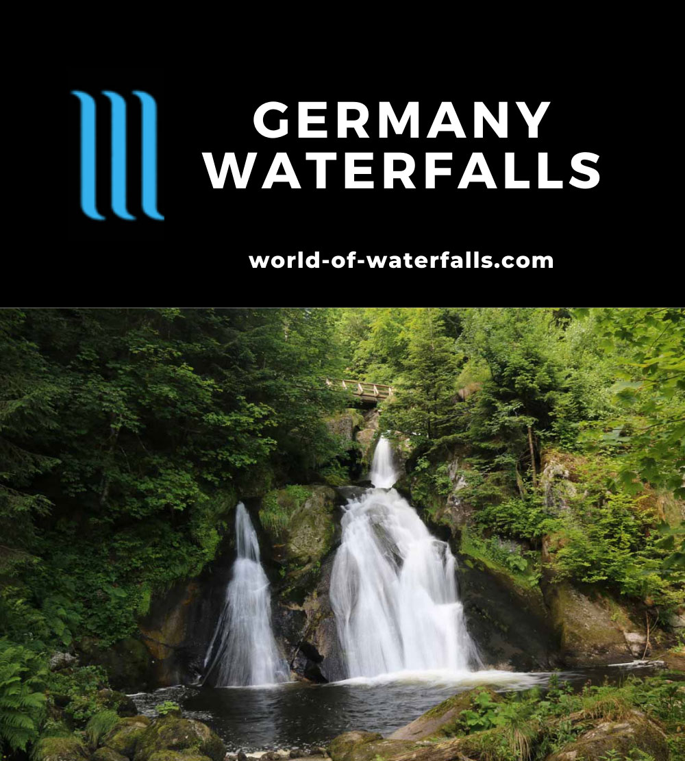 Germany Waterfalls