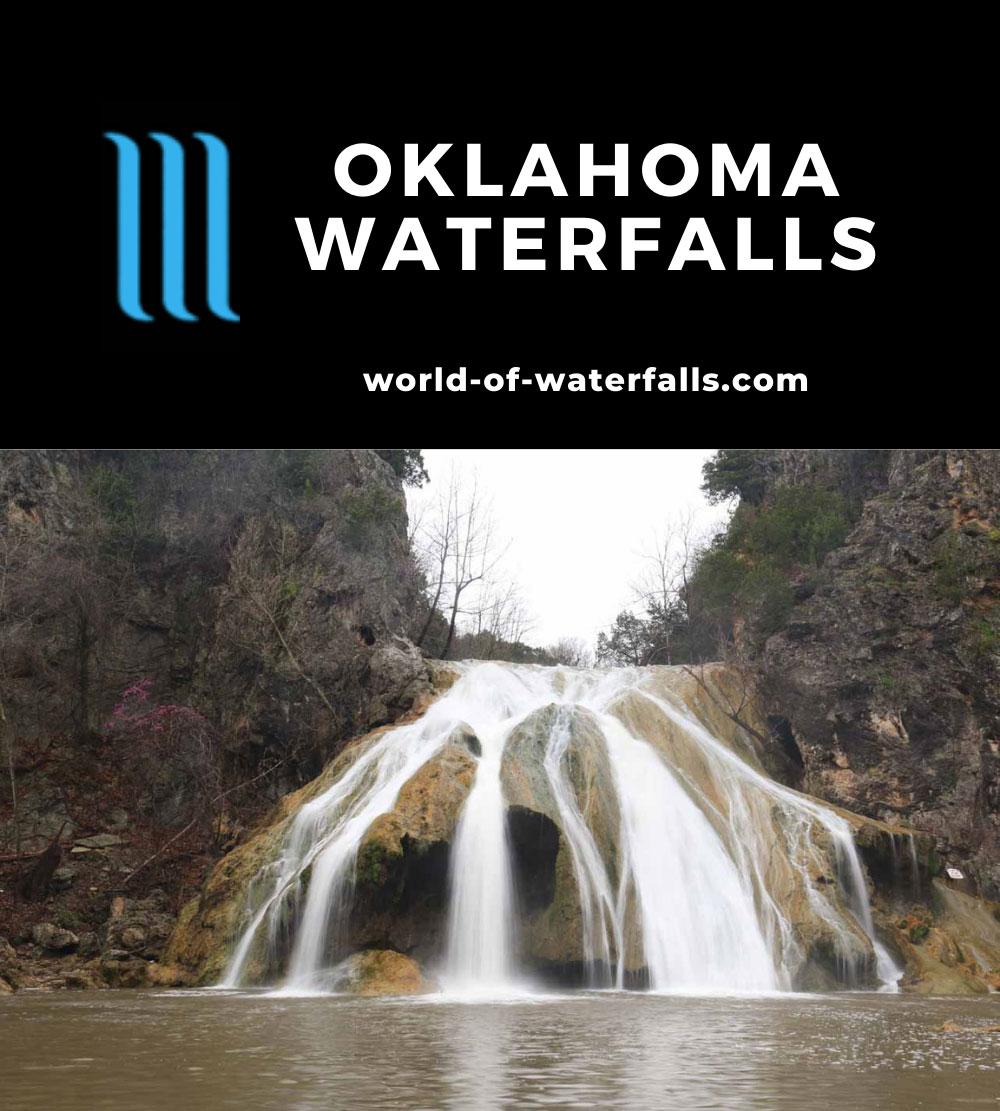Oklahoma Waterfalls