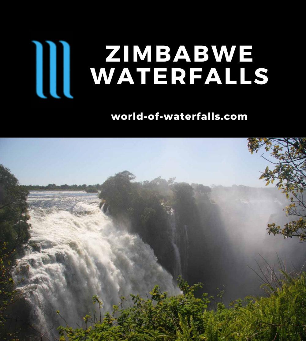 Zimbabwe Waterfalls