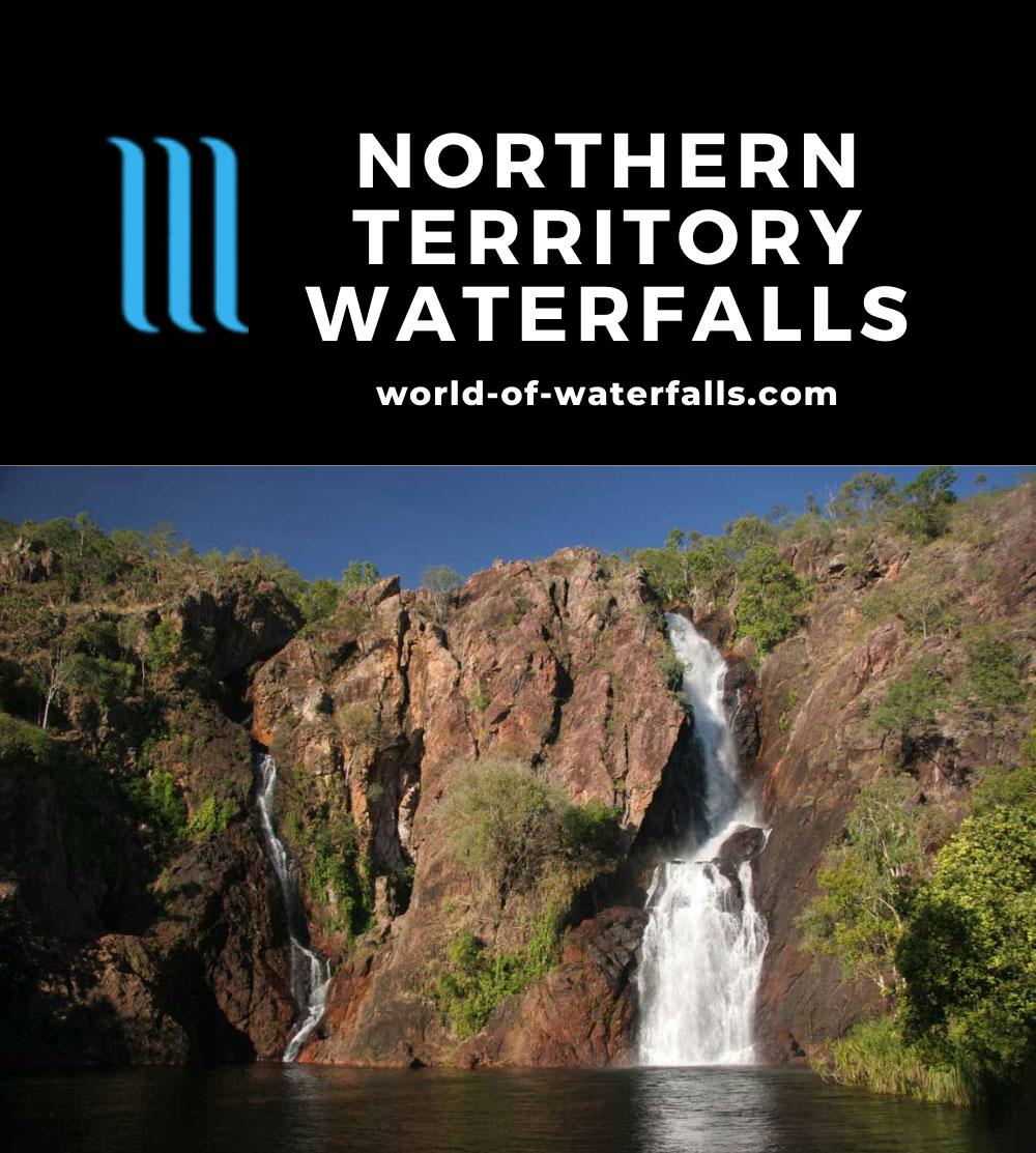 Northern Territory Waterfalls