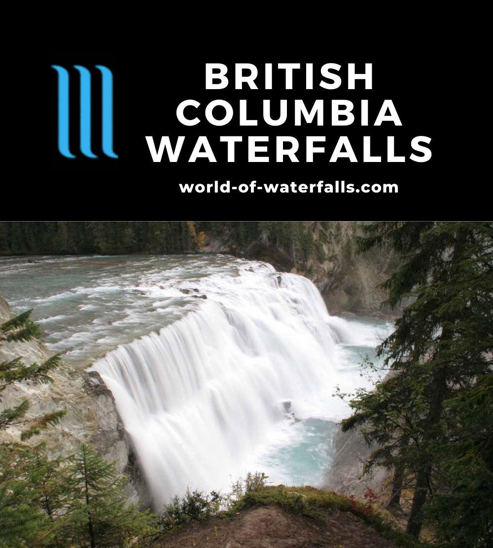 British Columbia Waterfalls
