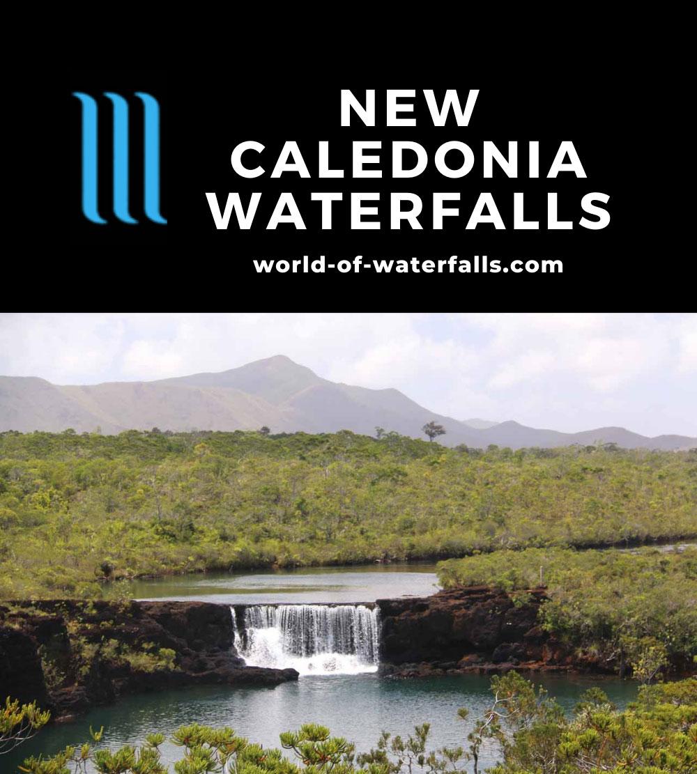 New Caledonia Waterfalls